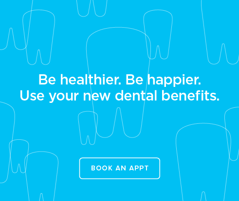 Be Heathier, Be Happier. Use your new dental benefits. - Lake Conroe Dentistry